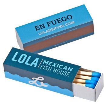 Lipstick Matchbox