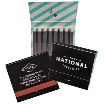 15-Strike Large Custom Matchbook
