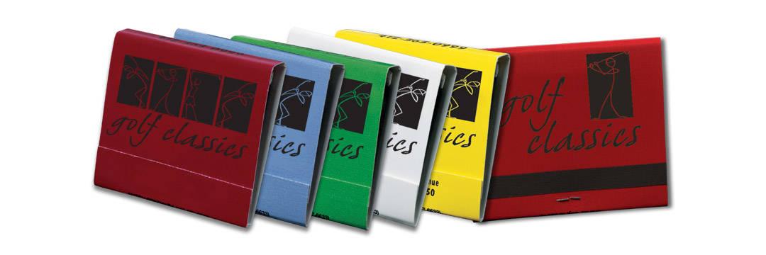 30-strike assorted matchboxes