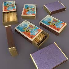 Standard Matchboxes