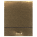Gold Matchbook