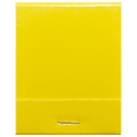 Yellow Matchbook
