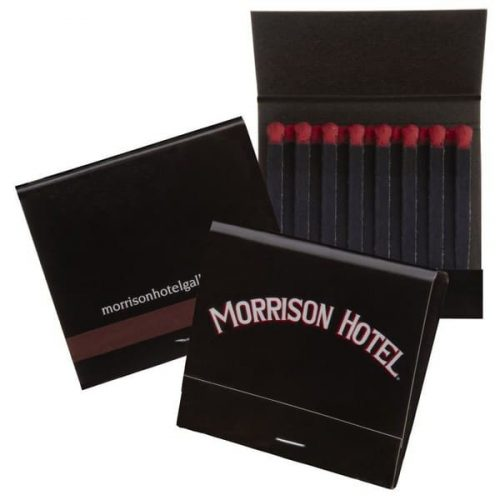 30-Strike Large Custom Matchbook