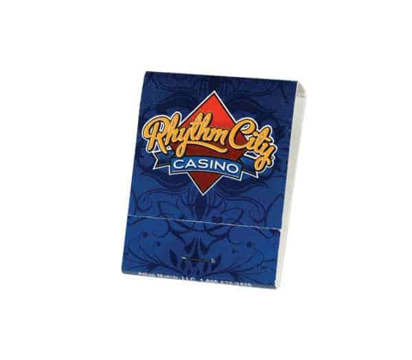 40-strike full-color quick-ship matchbooks