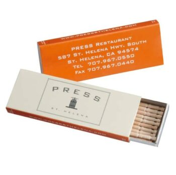 20-Pack Toothpicks in Matchboxes