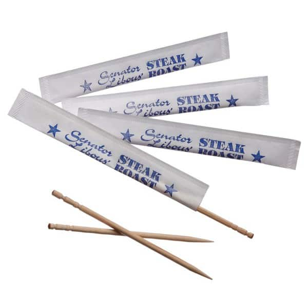Individually Wrapped Toothpicks