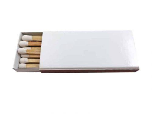 Plain stock Milady Standard Matchbox