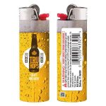 BIC Logo Lighter Digital Sleeve