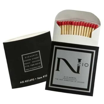 Specialty Palace Pouch Cigar Matchbox