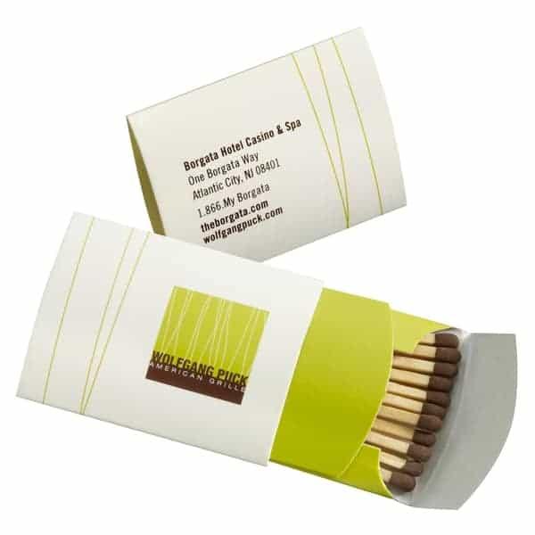 Specialty Pilllow Pouch Cigar Matchbox