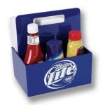 Plastic Condiment Caddy