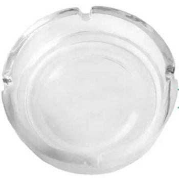 Custom Glass Ashtray