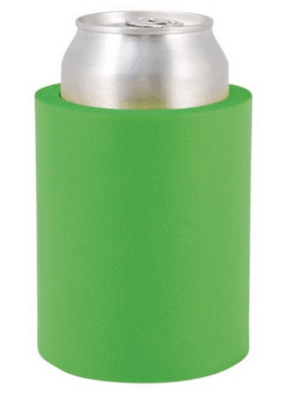 Indestructo Can Koozie-Lime
