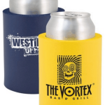 Two Indestructo Can Koozies