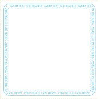 Square Coaster Template
