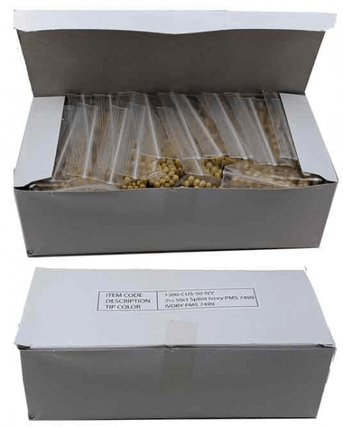 Wooden Match Sticks 2-inch Boxed