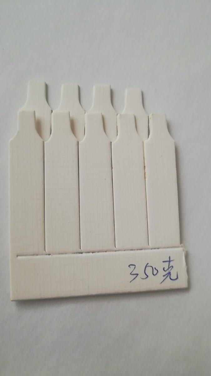 8-Strike Matchstick Template